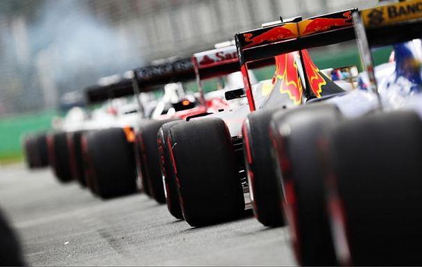 It's Showtime for Australian Grand Prix!