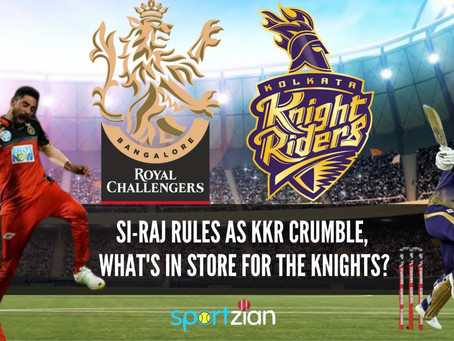 Si-Raj Rules as KKR Crumble, What's in Store for the Knights?