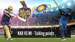MI vs KKR: Knight Riders outplayed by dominant MI