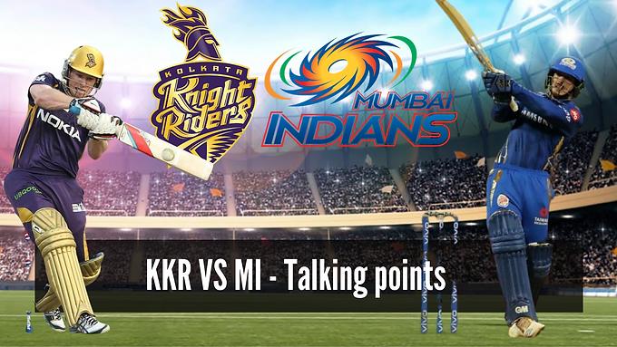 MI vs KKR: Knight Riders outplayed by dominant MI