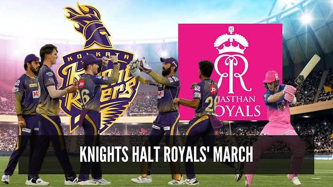 Knights Halt Royals March