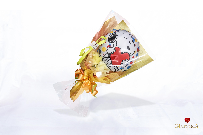 No.B31:バルーンアレンジ・ブーケタイプ