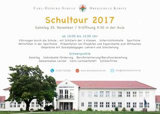 Schultour 2017
