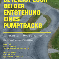 Pumptrack in Kyritz