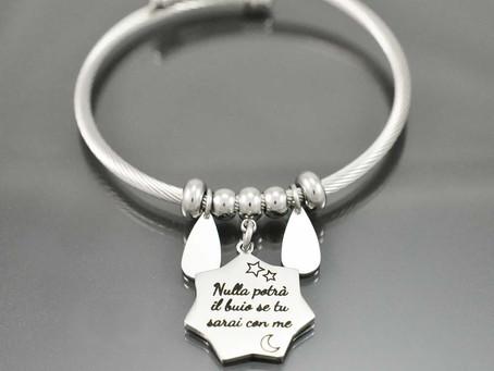 """Un nuovo braccialetto in acciaio: si chiama """"FIDI"""""""