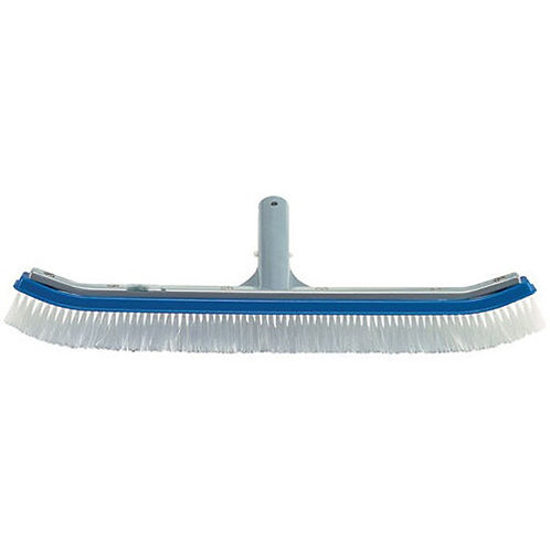 "18"" Aluminum Back Wall Brush"