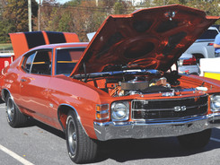 Fundraiser Car Show Held In Memory Of Greenville County Sheriff's Office Sgt. Conley Jumper
