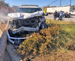 Greenville PD K-9 Vehicle Involved In Fatal Accident