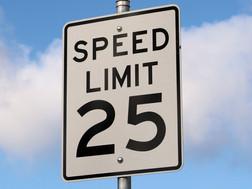 TRPD Will Lower Main Street Speed Limit