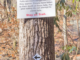 Man Rescued From Upper Wildcat Falls