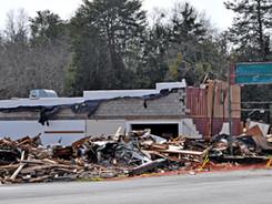 Demolition Of TR Landmark Building Started Last Week