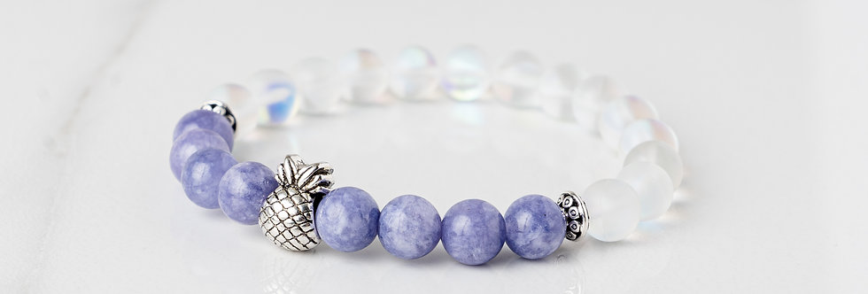 Calming and Focus - Silver Pineapple Gemlet