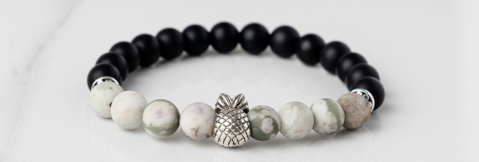 Success and Protection - Silver Pineapple Gemlet