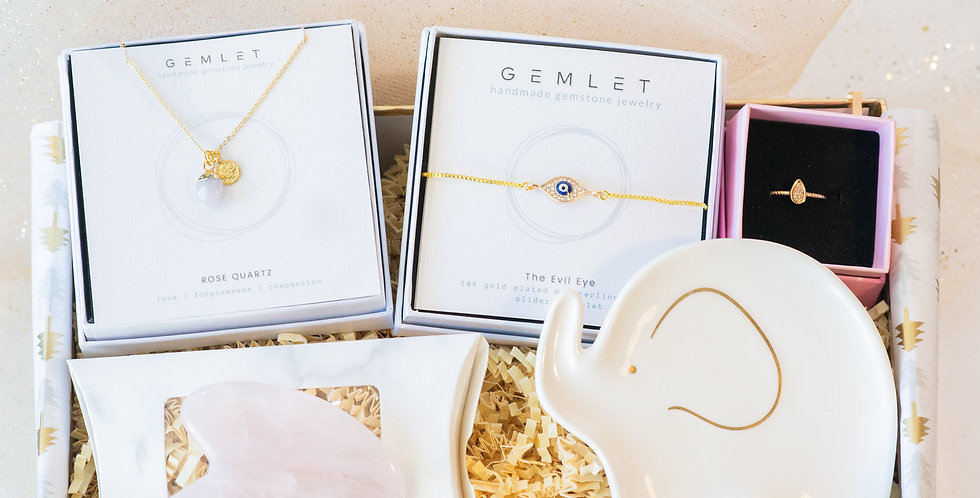 Large Curated Holiday Gift Set