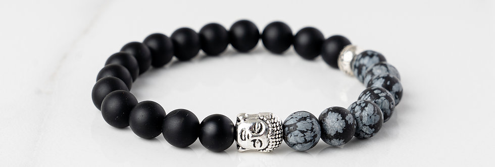 Grounding and Protection - Silver Buddha Gemlet