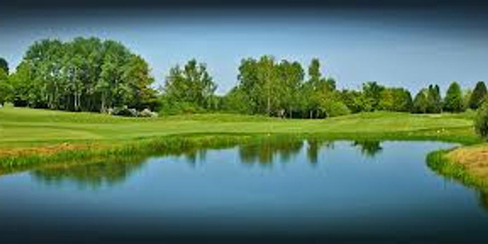 NATO Golf Club Christmas Cracker