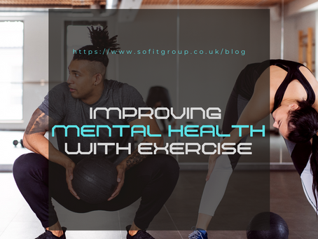 Improving mental wellbeing with exercise.