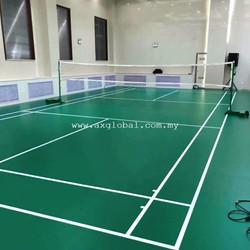 Indoor Badminton Mat