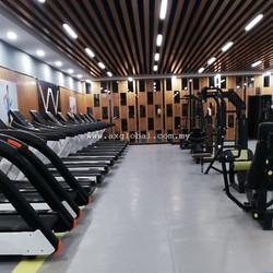 Indoor Gym Floor Mat