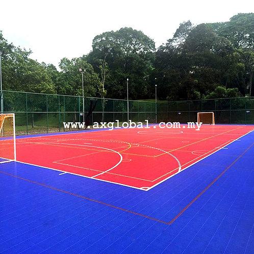 Sports Courts PP Interlocking Tiles