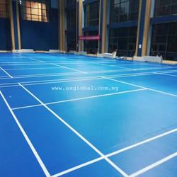 Indoor Badminton Court Mat