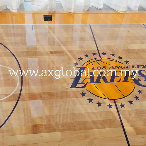 Mobile Sports Flooring System NB - H500