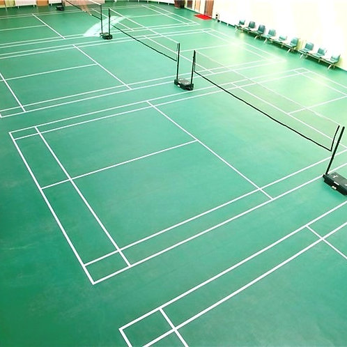 Badminton Court Mat Promotion!