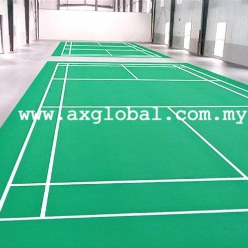 Sports Court Line Marking