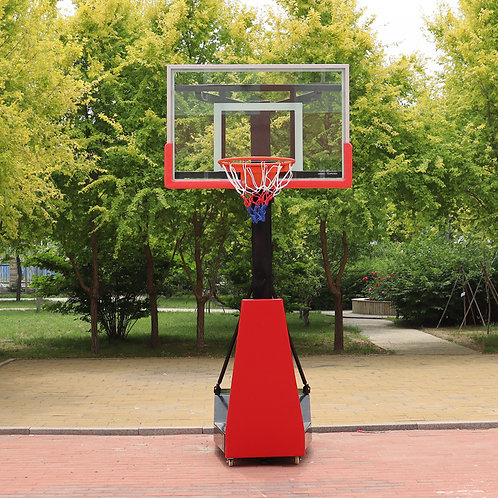 Sports Equipment | Movable Basketball Post