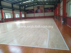 Basketball Timber Flooring