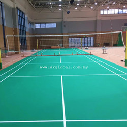 Badminton Mat Floor