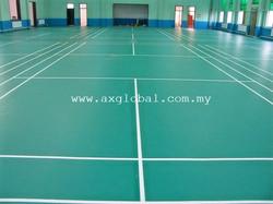 Badminton Synthetic Mat