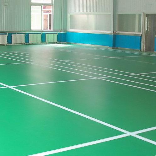 Badminton Floor