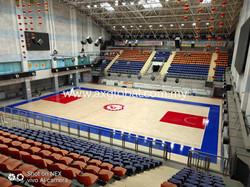 FIBA Indoor Basketball Court