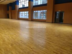 Multipurpose Hall Floor
