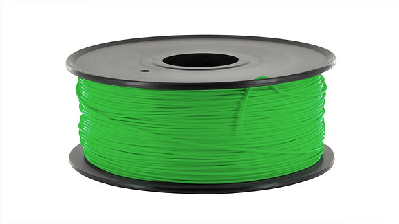 ECO - PLA - 1.75mm - Glow in the dark - green 1kg