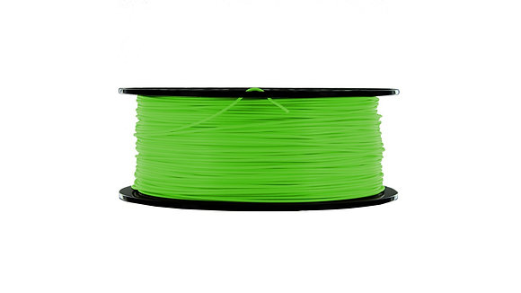 Makerbot - nuclear green abs 0,9kg / 1,75mm