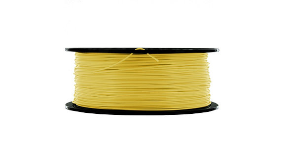 Makerbot - true yellow ABS 0,9kg / 1,75mm