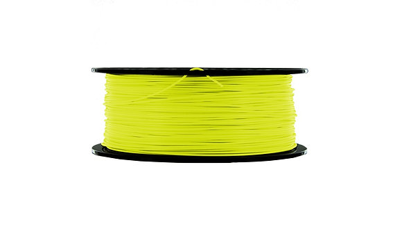 Makerbot - Flourrecent yellow ABS 0,9kg  / 1,75mm