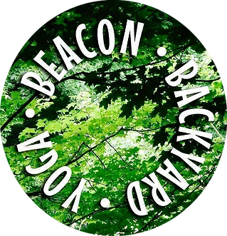 Beacon, Beacon NY, New York, Yoga, Outdoor Yoga, Beacon Backyard Yoga