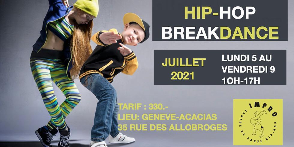 CAMP D'ÉTÉ 2021