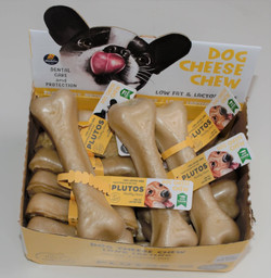 Pack Of Cheese and Chorizo Chews for Dogs