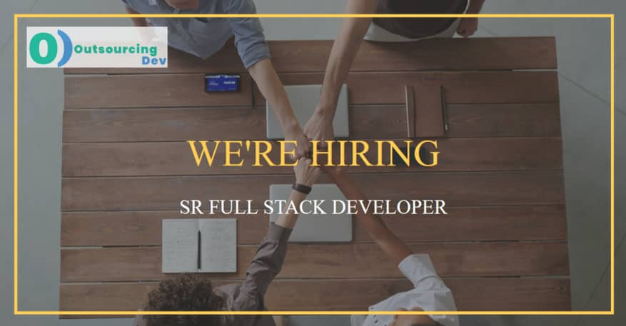 Senior full stack developer jobs in USA