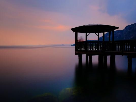 Lake Garda Evening