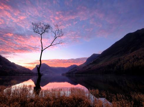 Lake Buttermere Dawn
