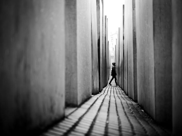 Jewish Memorial, Berlin