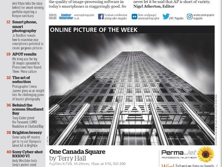 Amateur Photographer Online Pic of the Week