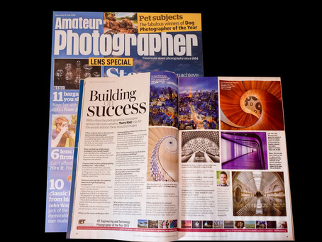 Amateur Photographer Magazine Feature