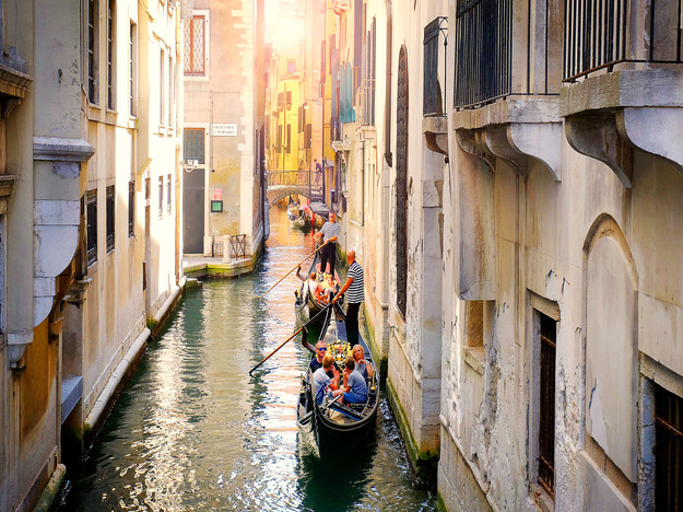 Venice Waterways