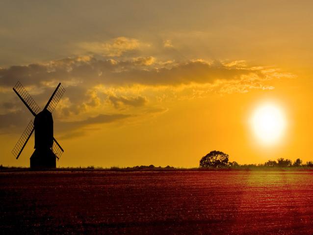 Stevington Sunset